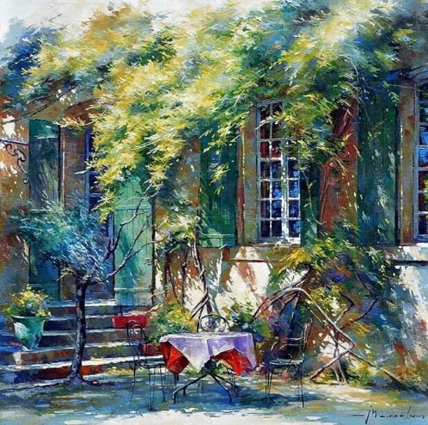 художник Йохан Мессели (Johan Messely) картины – 29