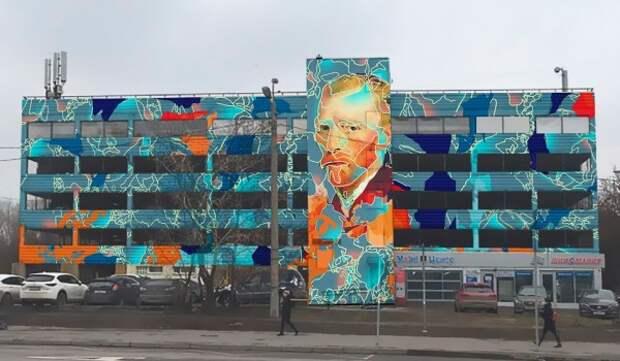 Возле метро Шоссе Энтузиастов появится центр стрит-арта