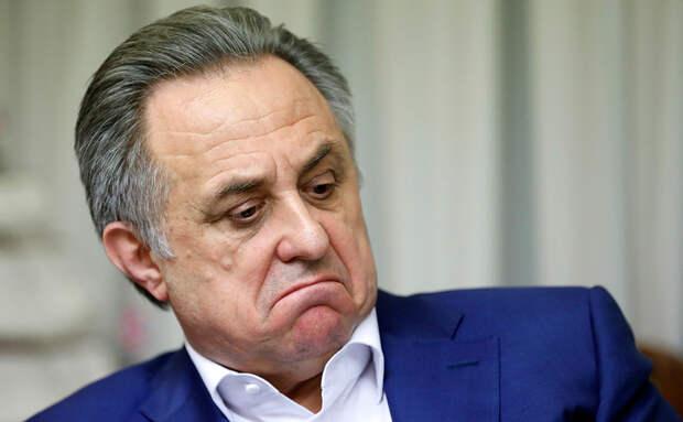 Виталий Мутко не войдет в новое правительство