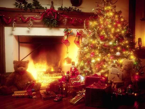 Западно-рождественская сказка о том как хитроумный Пу всех перехитрил!