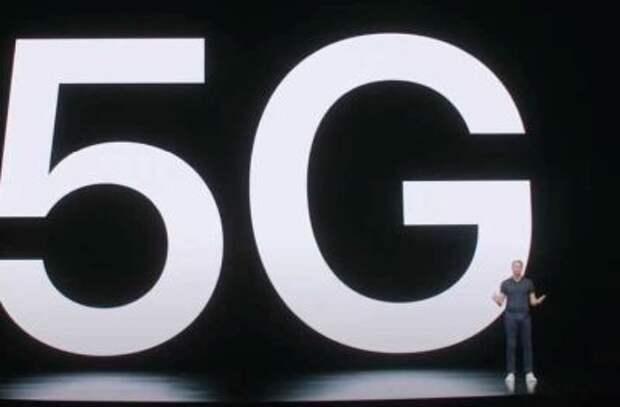 Эра высоких скоростей. Apple представила iPhone 12 c 5G