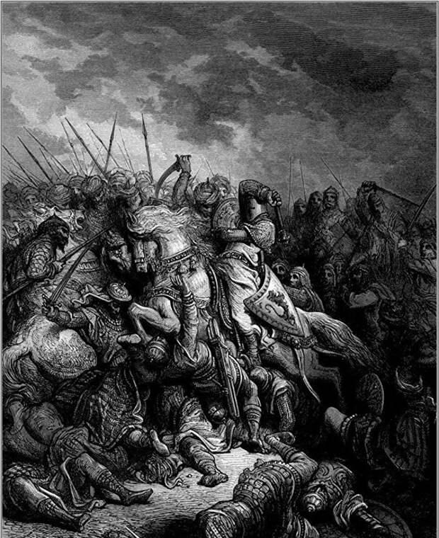 Битва при Арсуфе.