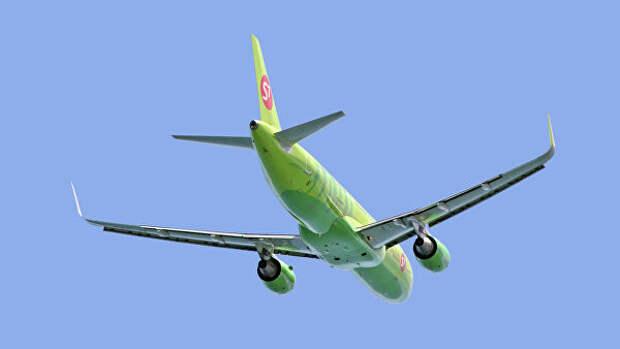 Самолет Новокузнецк – Москва совершил вынужденную посадку в Казани