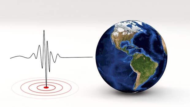 Тайваньские сейсмологи зафиксировали землетрясение магнитудой 6 баллов