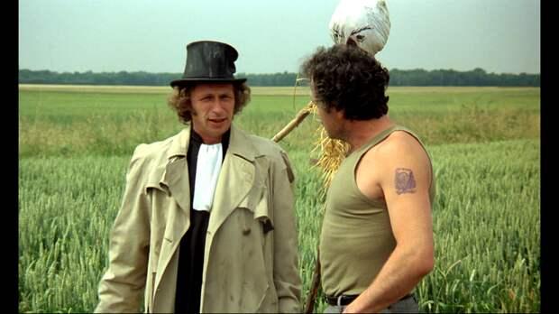 Побег (1978) Пьер Ришар, голливуд, кино, факты