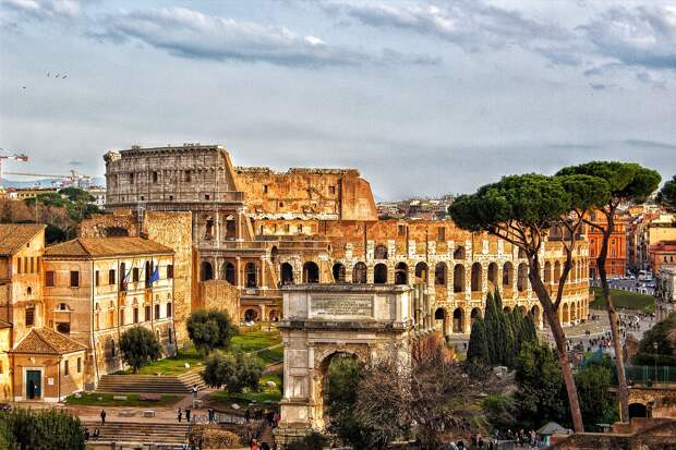 Туристов допустят к арене Колизея
