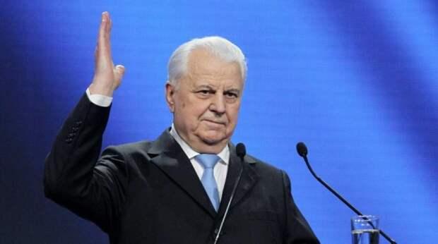 Кравчук назвал причину водной блокады Крыма