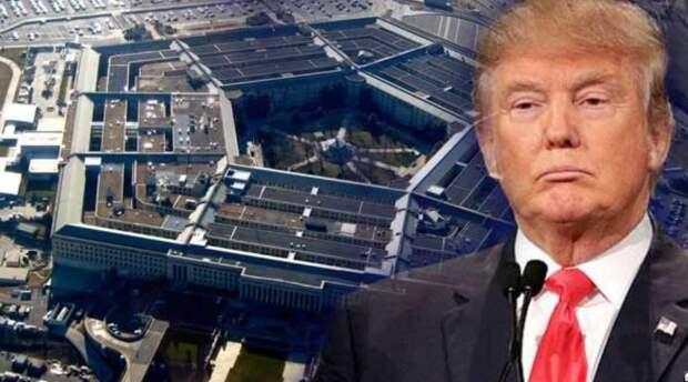 Высокопоставленные военные США отказывается выполнять приказы Трампа