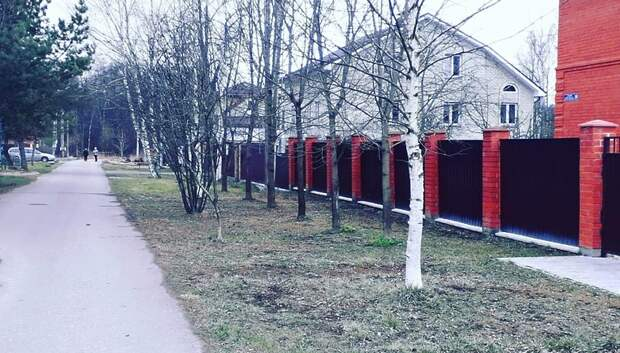 Власти выявили недостатки в содержании территории микрорайона Львовский