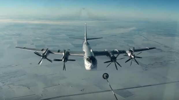 Американский эксперт объяснил, как российские «Медведи» измотали ВВС США