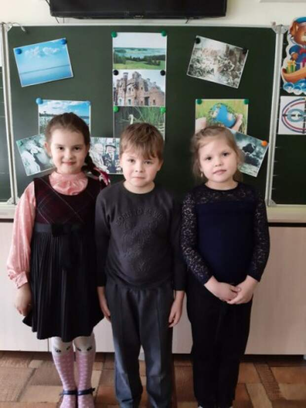 Шестой школьный день (10.04.2021).