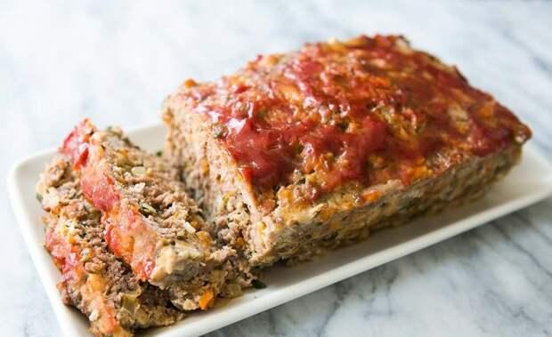 Мясной хлеб — вместо покупной колбасы