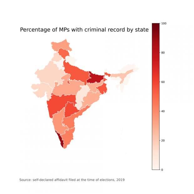 Почему в парламенте Индии столько преступников?