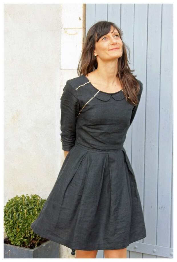Застёжка платья