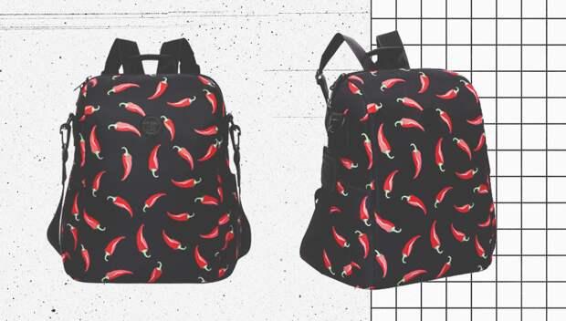5 стильных и ярких рюкзаков на каждый день