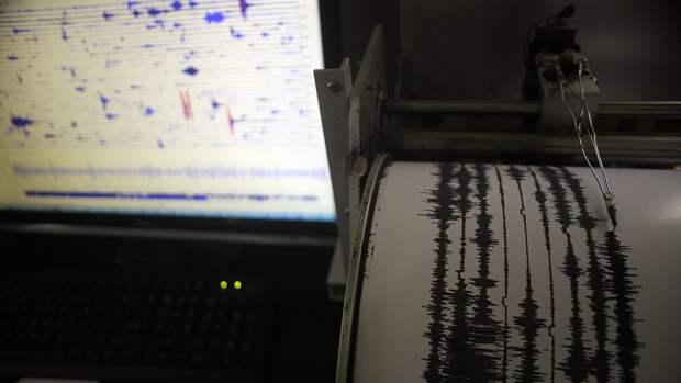 В Красноярском крае зафиксировали землетрясение магнитудой 5,1