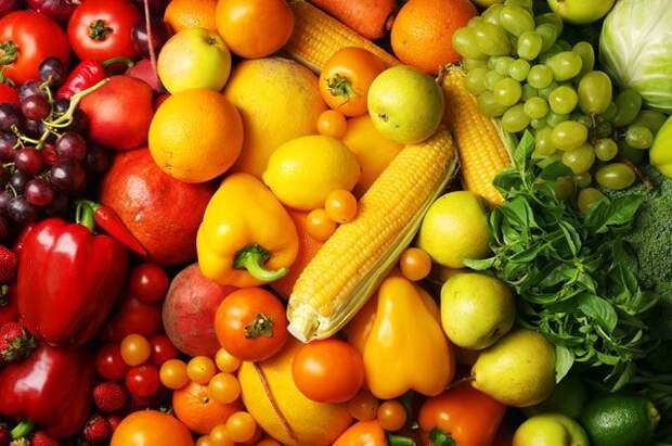 Радуга в тарелке. Что говорит цвет о пользе продуктов?