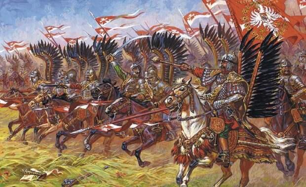 Крылатые гусары Речи Посполитой: последние рыцари Европы