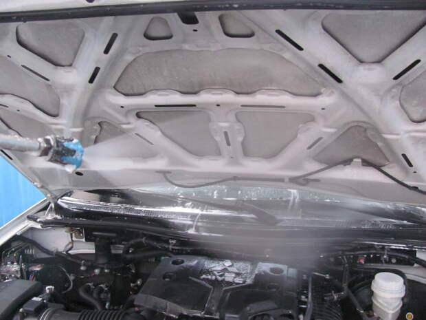 Нужно ли самостоятельно мыть «керхером» двигатель