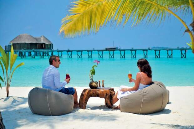 Мальдивы - немного рая на земле