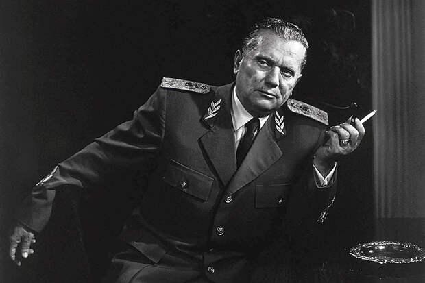 Кнут и пряник маршала Тито  Почему Югославия не пережила смерть своего лидера?