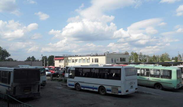 Автовокзал Петрозаводска отменил десятки автобусных рейсов
