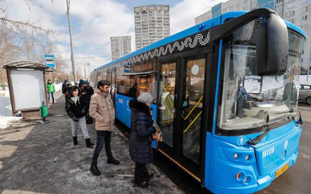 Как ускорился общественный транспорт в Москве? Это посчитали в Яндексе