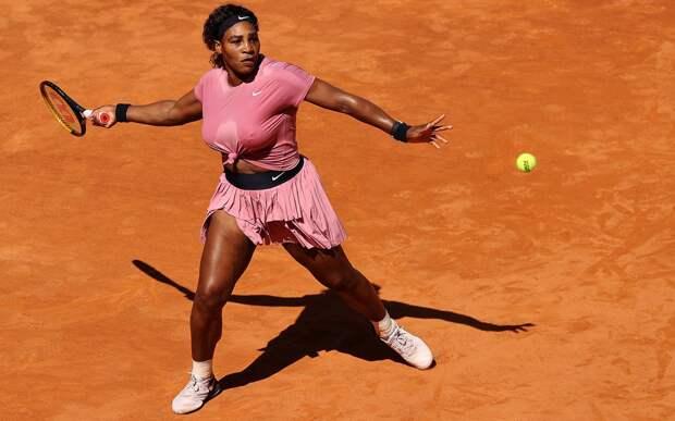Серена Уильямс в двух сетах проиграла Синяковой во втором круге турнира в Парме