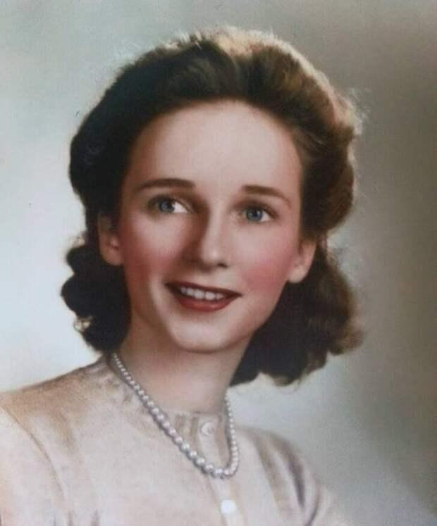 Женщина 1930-х