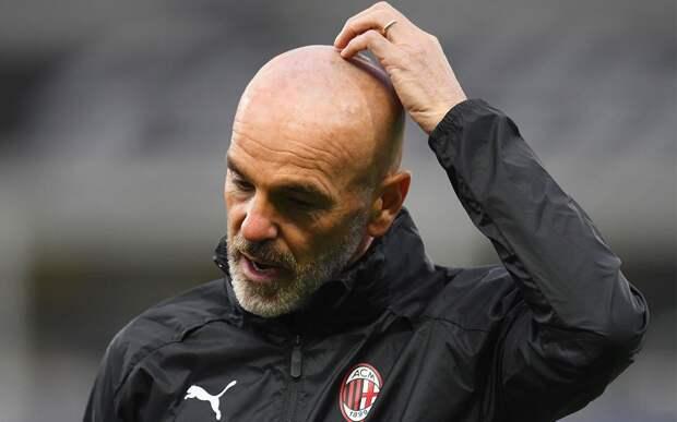 Главный тренер «Милана» Стефано Пиоли сдал положительный тест на COVID-19