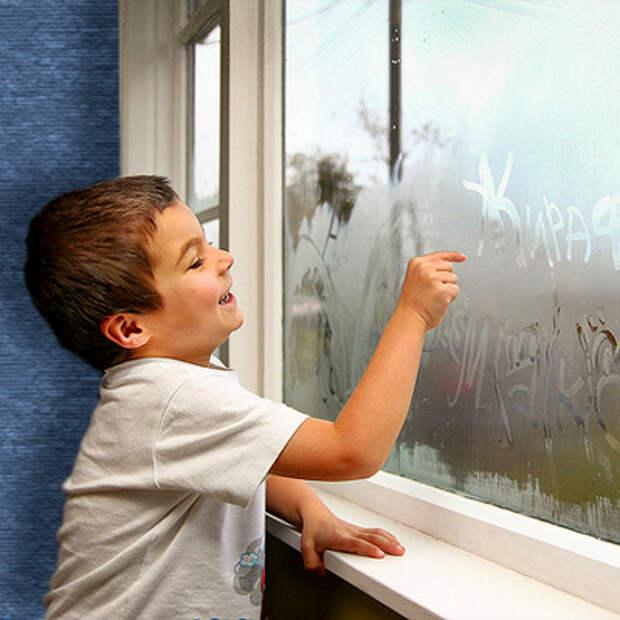 Причины запотевания пластиковых окон и их устранение