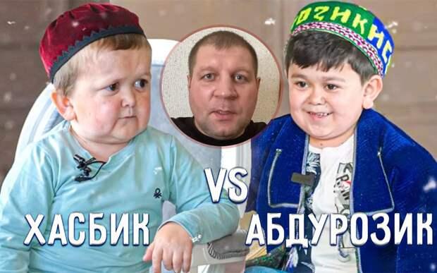 А. Емельяненко — о бое Хасбика с Абдурозиком: «Отношение — категорически негативное. Есть опасение за их здоровье»