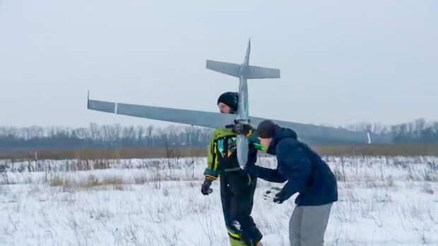 Донбасс стал полем битвы российских и западных дронов