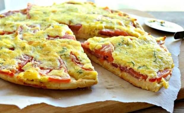 Кабачковая пицца. Быстрый и полезный завтрак для всей семьи 2