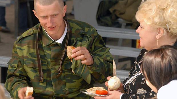 Русский сухой паёк перевернул стандарты НАТО. Встречаются как-то два генерала...