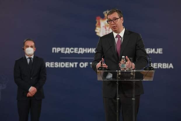Белград не позволит косовским сепаратистам забыть о Содружестве сербских муниципалитетов