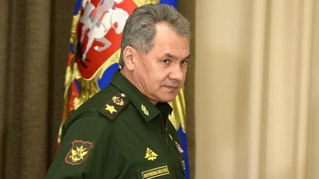Шойгу заявил о высоких темпах поступления новой боевой техники в ВС РФ