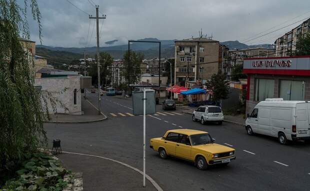 Нагорный Карабах может превратиться в Сирию