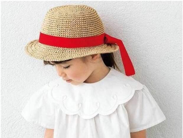Вязаные крючком шляпки (2Diy)