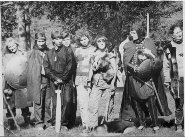 Рождения движения толкиенистов в СССР.