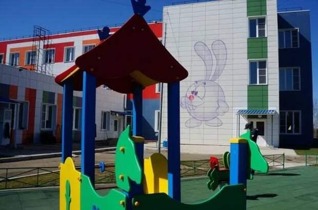 Детсад, построенный в Таежном РУСАЛом, передан муниципалитету