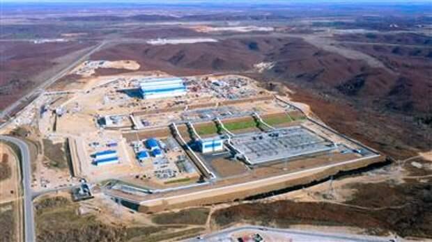 """""""Газпром энергохолдинг"""" запустил Свободненскую ТЭС для энергоснабжения Амурского ГПЗ"""