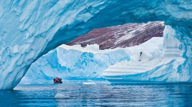 В США оценили вероятность «физического столкновения» с Россией в Арктике