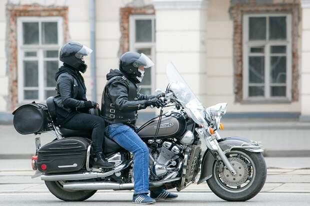 В Госдуме предлагают кратно повысить штрафы для владельцев чересчур шумных мотоциклов