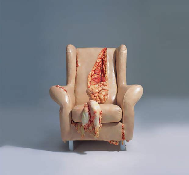 Присаживайтесь. Автор: Cao Hui.