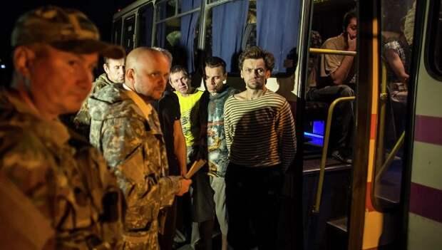 Комитет по делам военнопленных ДНР: Киев отдал ополченцам 73 человека