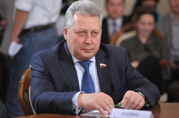 Скончался председатель Заксобрания Камчатки Валерий Раенко