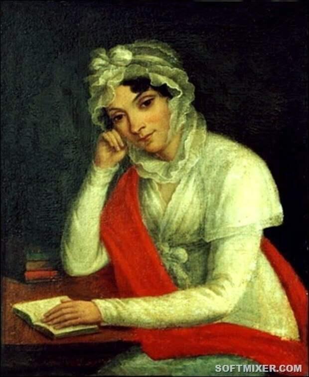 Крепостная графиня XVIII век, Знаменитые женщины, искусство, россия
