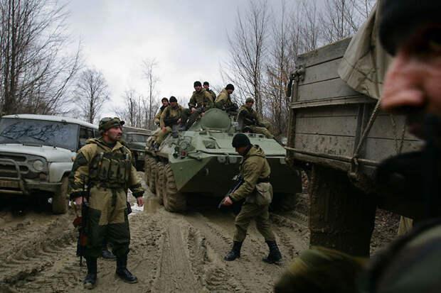 990 Чечня и не только глазами Дмитрия Белякова