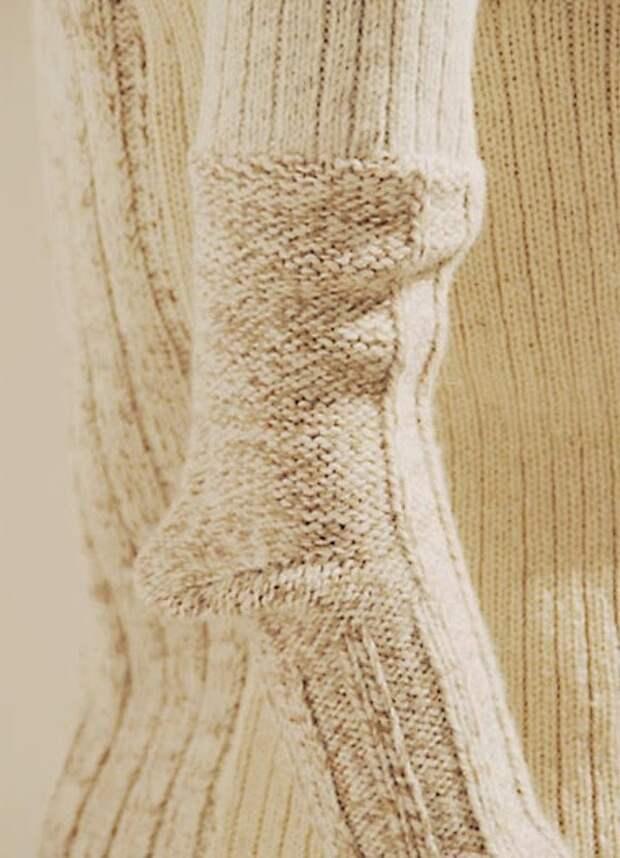Свитер из носков (Diy)